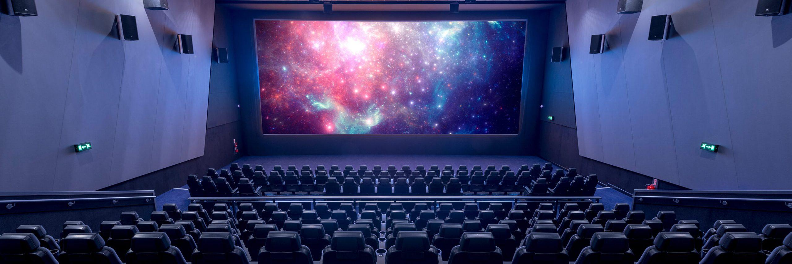 Odeon cinema - screening for upcoming films
