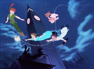 Peter Pan - Disnep films